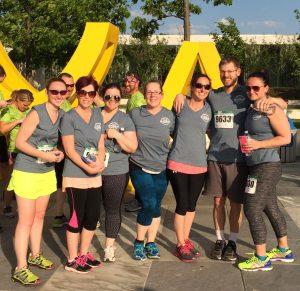 CDPHP Workforce Team Challenege, donations, teamwork