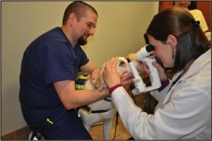 ACVO Stokes Rx Service Dog Screening Event at UVS