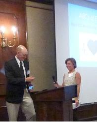 Dr. Wey and Michelle St. John, LVT, VTS